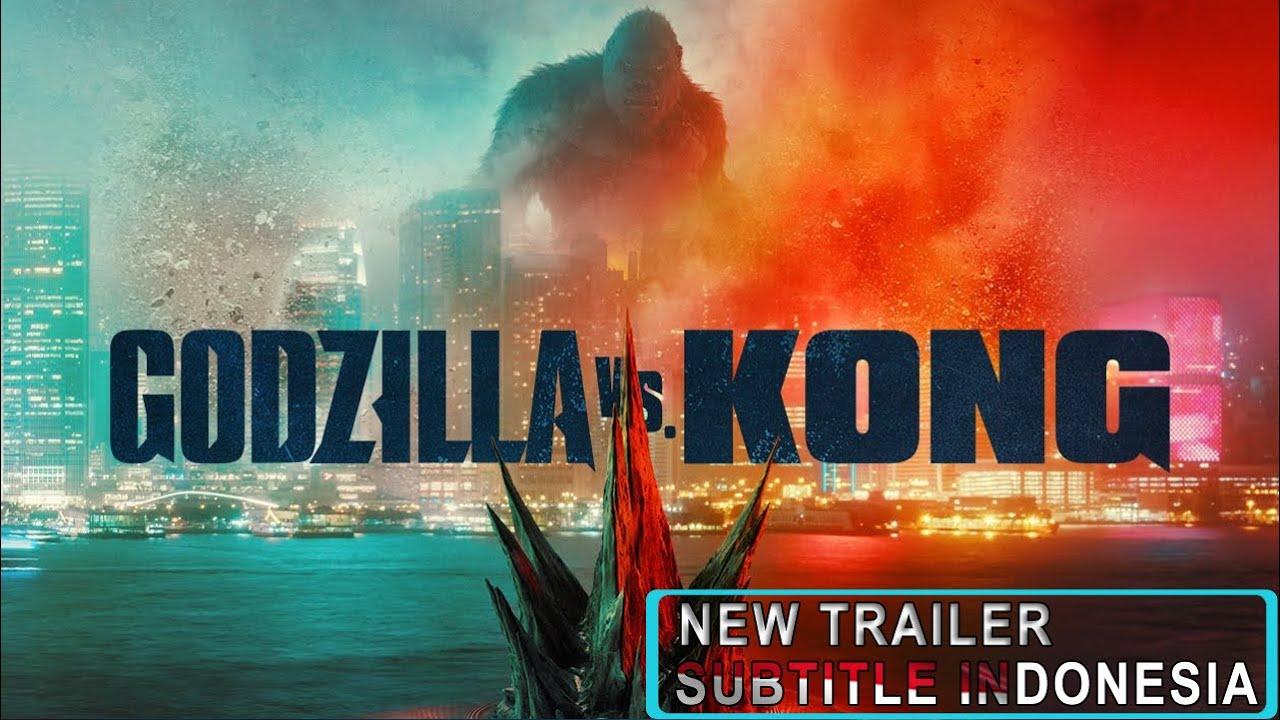 Download GODZILLA VS KONG - Pertarungan Para Monster Dimulai (Sub Indo)
