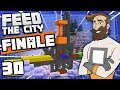 Feed The City #30 - Infinite Coal! (Bagger Finale)