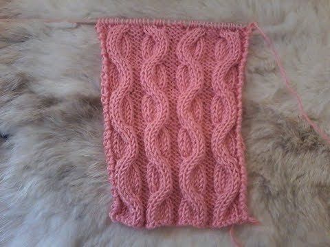 Tuto point de tricot caduc e 6 mailles en miroir youtube for Miroir youtubeuse
