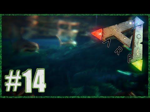 Ark: Survival Evolved - Episode 14 - Ocean Exploration!!