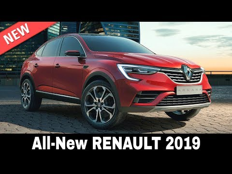8 New Renault Cars to Buy in the Upcoming Year (Updated Models of 2019)