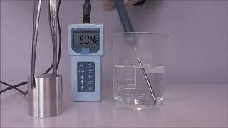 マグネシウム(Mg)を使った水素の発生実験