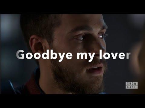 Supergirl. Mon-el. Goodbye my lover
