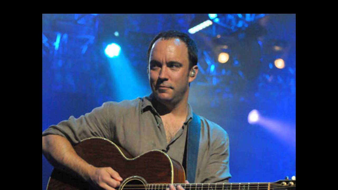 Dmb write a song lyrics