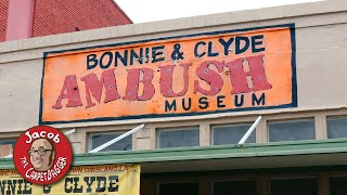 Bonnie and Clyde Ambush Museum and Death Site