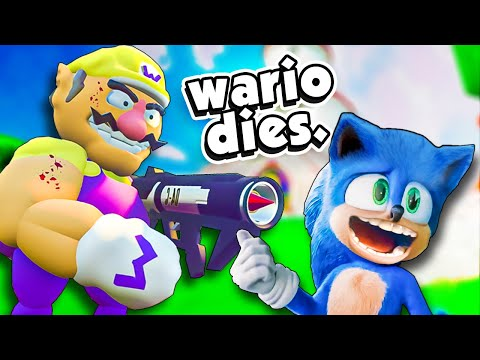 NOTHING Can Save You From WARIO'S REVENGE - Dreams