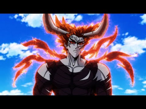 God Slayer Garou All Forms  |  One Punch Man Season 3