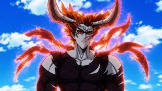 God Slayer Garou All Forms     One Punch Man Season 3