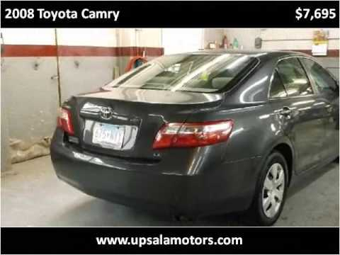 2008 Toyota Camry Used Cars St. Cloud MN
