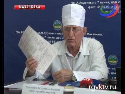 В Дагестане разгорелся скандал из-за хамского поведения врача