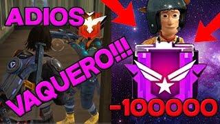 PERO QUE PASO AYER!!!!! ADIÓS HEROICO!!!, SOLO VS SQUAD!!!! FREE FIRE REVISA MI CASO #5