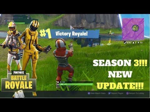 SEASON 3!!!NEW UPDATE+NEW SKINS!!!ROAD TO LEVEL 100!!!