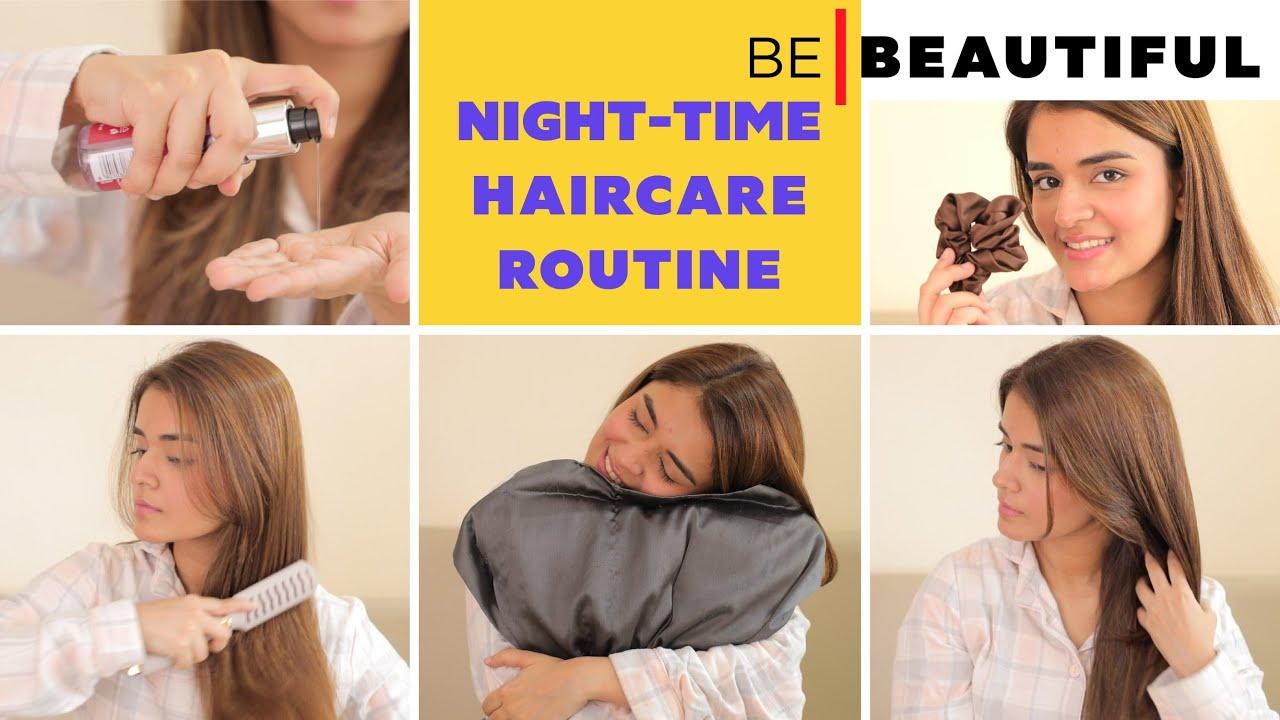 स्वस्थ, चमकदार और लंबे बालों के लिए 5 हेयर केयर टिप्स | Night Time Haircare Routine | Be Beautiful