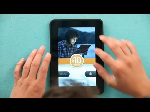 How To Make A Kindle Not Auto Rotate Kindle Tips Youtube