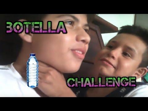 Botella Challenge Ft - Seb Diaz