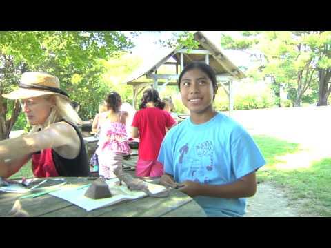 The Young Artist Program at Tillinghast Farm