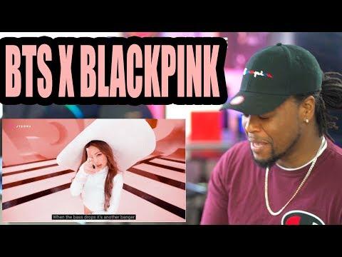 BLACKPINK & BTS - Tear / Kill This Love/ Boy Meets Evil/ DDU-DU-DDU-DU MV (MASHUP) Reaction!!!