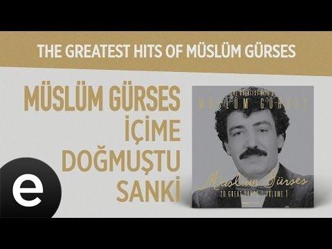 İçime Doğmuştu Sanki (Müslüm Gürses) Official Audio #içimedoğmuştusanki #müslümgürses - Esen Müzik indir