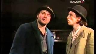 'В ожидании Годо' К Хабенский, О Федоров, М Пореченков, О Зибров