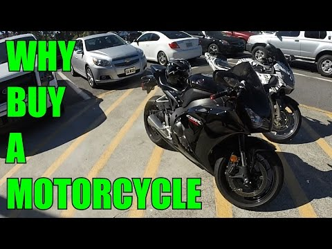 Why You Should Own A Motorcycle