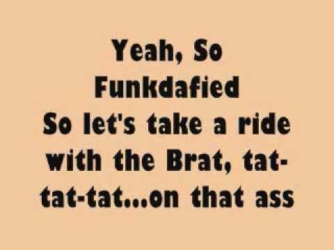 Da Brat Ft. Jermaine Dupri Funkdafied Lyrics