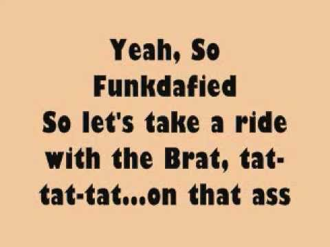 Da Brat Ft Jermaine Dupri Funkdafied Lyrics