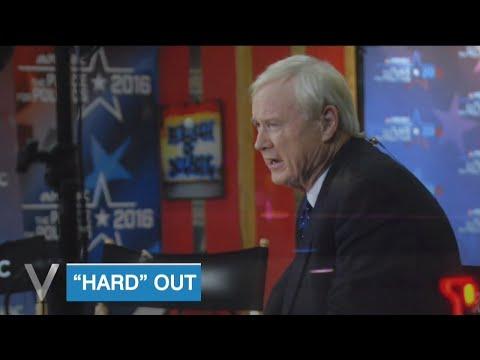 MSNBC's Chris Matthews Resigns Abruptly   The View
