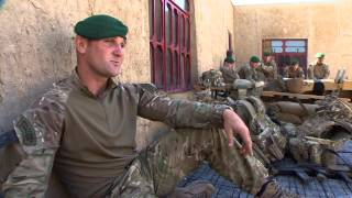 Handing over Helmand: A Tale of two tours