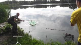 Рыбалка. Шалиевка 2012.
