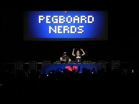 TG15 - Concert with Pegboard Nerds (live)