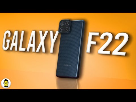 Samsung Galaxy F22 Review: 'F'abulous!