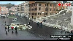 Live Webcam from Rome - Piazza di Spagna