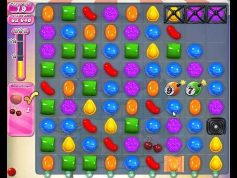 Candy Crush Saga Level 205