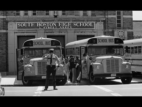 Eyes on the Prize: Boston Busing Desegregation