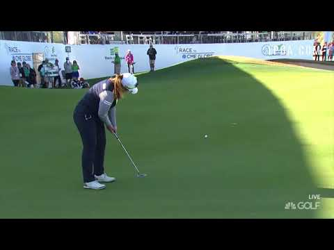 Inbee Park Third Round Highlights 2018 Bank of Hope Founders Cup