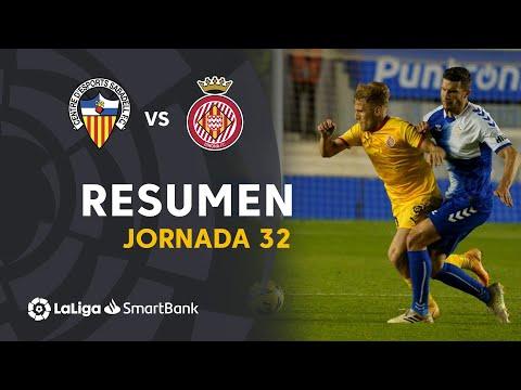 Sabadell CE Girona Goals And Highlights