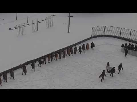 Детей учат разгонять митингующих в Перми