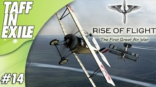 Rise of Flight | Career | Jasta 8 | E14 |  Channel Map