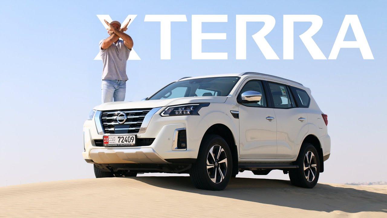 عودة اسطورة ام مجرد اسم؟ نيسان اكس تيرا الجديد - Nissan X-Terra 2021