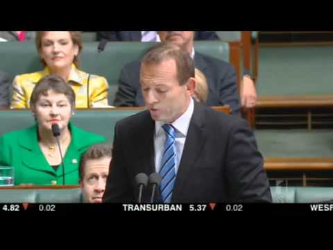 Abbott grilled for policy digs in Obama visit speech