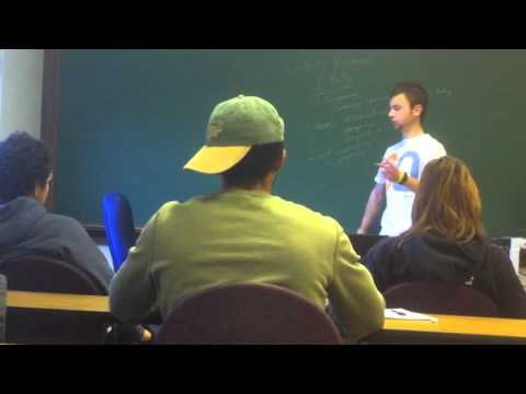 Crohn's Disease Presentation