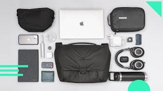 What's in My Laptop Bag   Nathan's Peak Design Everyday Messenger 13L (V2) Loadout