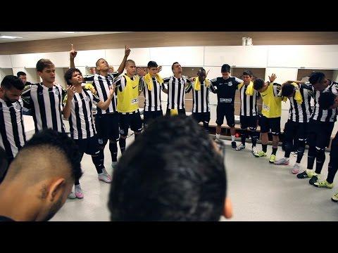 Corinthians 2 x 0 Santos | BASTIDORES | Brasileirão (20/09/15)