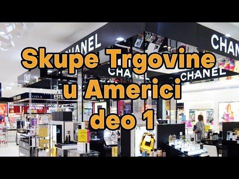 Skupe Trgovine u Americi, zivot u Americi deo 1
