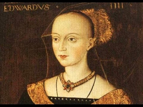 Queen Elizabeth Woodville (1437-1492)