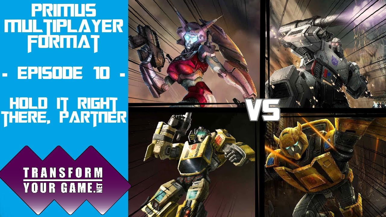 Download Primus Multiplayer Format EP 10 - Hold it Right There, Partner!