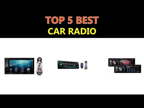Best Car Radio 2020
