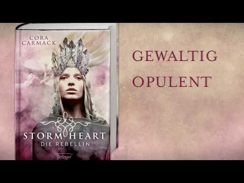 Die Rebellin (Stormheart 1) YouTube Hörbuch Trailer auf Deutsch