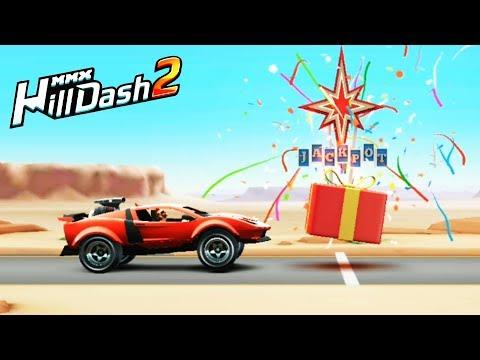 MMX HILL DASH 2 как заработать ценные награды для прокачки game kids Мультик игра про машинки гонки