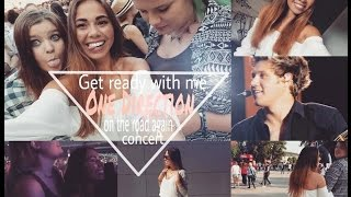 Get Ready With Me: One Direction On the road again Concert 2015